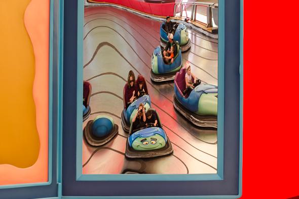 Disney rides