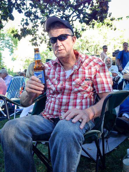 healdsburg music in the park