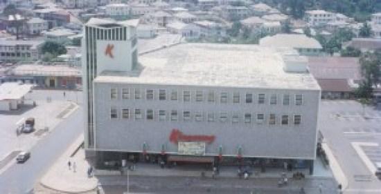 Kingsway building, Ibadan