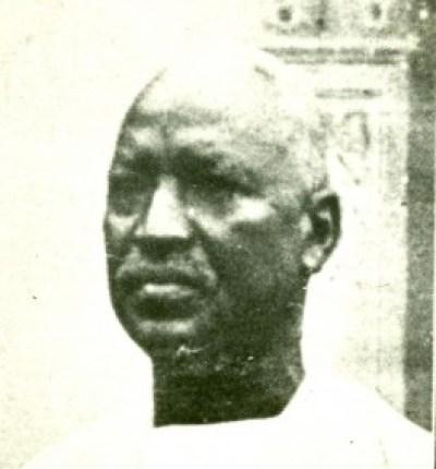 Dr. Oguntola Sapara