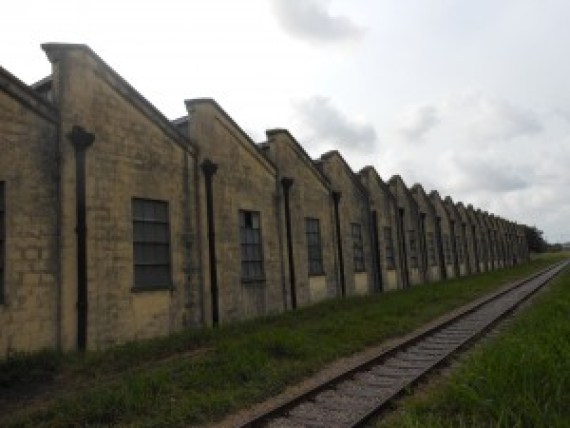Railway Compound