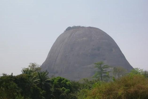 Orole Hill, Ikere-Ekiti