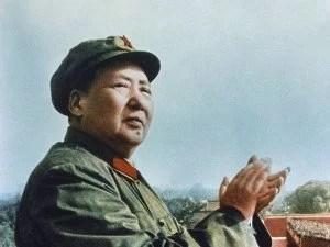 Mao Tse-tung, chairman of the people?s republic of China on Feb. 21, 1952. (AP Photo)