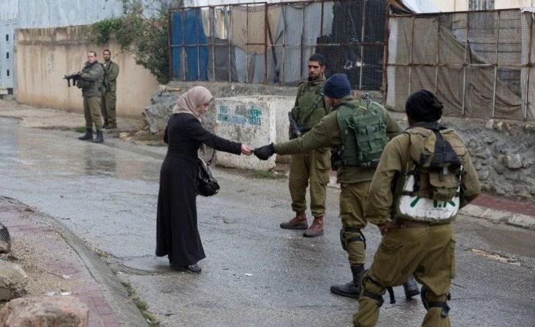 Não ao cerco militar sionista em Hebron!
