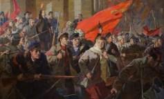 Debates sobre os 100 anos da Revolução Russa
