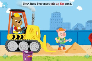 Bizzy bear image