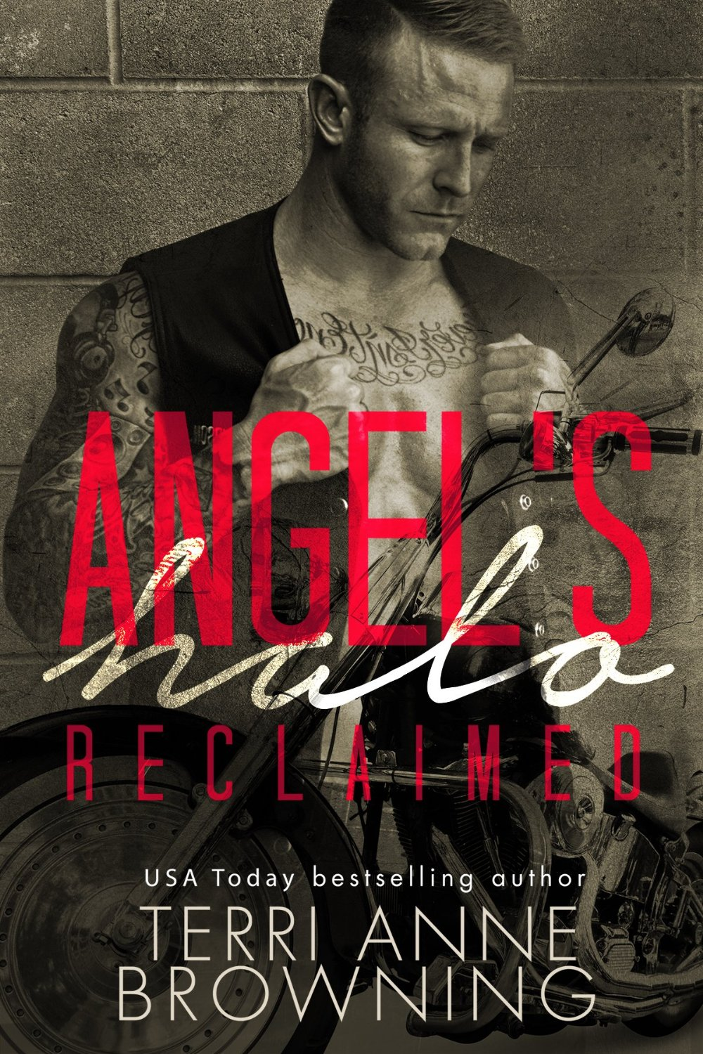 Angel's Halo: Reclaimed by Terri Anne Browning