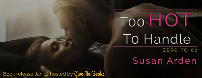 Too Hot To Handle by Susan Arden