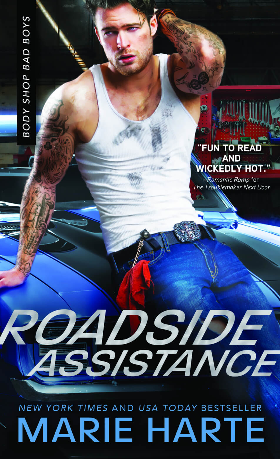 Roadside Assistance by  Marie Harte