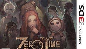Capa do jogo Zero Time Dilemma.
