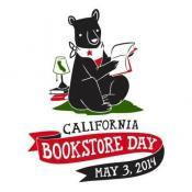 CA Bookstore Day logo