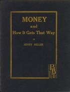 Money And How It Gets That Way (1938 BB)