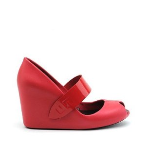 red mono jane by united nude
