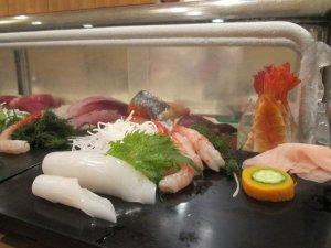 sushi dinner ueno tokyo 4
