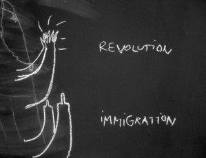 revolution immigration
