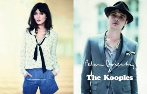 pete doherty irina lazareanu the kooples