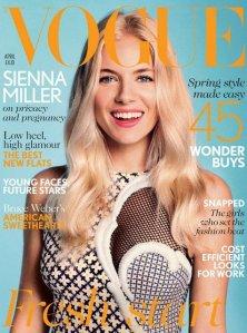 Vogue UK April 2012