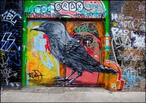 roa crow london