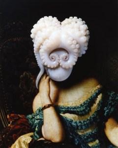 yumiko utsu octopus portrait
