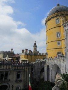 portugal sintra pena castle 1