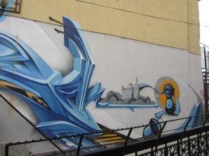 veliko tarnovo street art 19