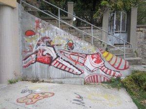 veliko tarnovo street art 31