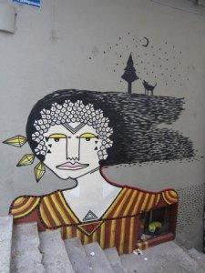 veliko tarnovo street art 8