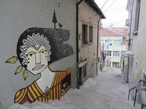 veliko tarnovo street art 9