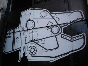 bruxelles street art lapince satu 5