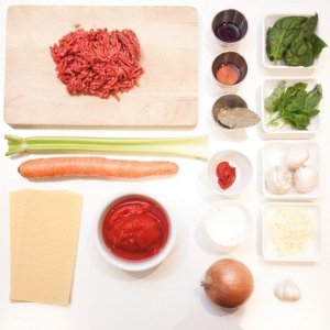 french cuisse lasagna ingredients