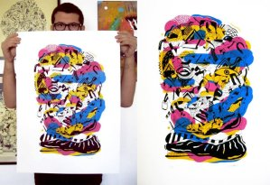 screenprint saddo