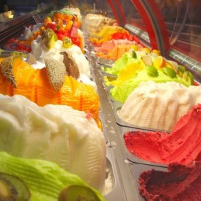GELATO IS DELICIOUSLY ADDICTIVE