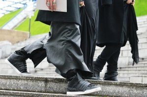 jak and  jil rick owens the sneaker trend