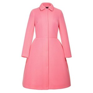 simone-rocha-fall-2013-pink-coat