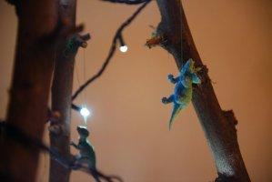 alternative christmas tree by kittenhood