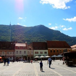 BRASOV IN 45 PICTURES