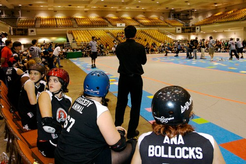 Oh, here we are, winning Easterns in 2007. Photo by Glenn Fitzpatrick via Flickr creative commons.