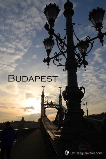 Amazing Budapest - quick guide of what to do and see