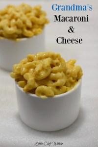 Grandma's Macaroni N Cheese