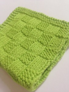 Basketweave St Cloth