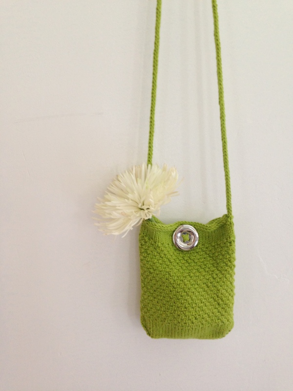 Free Pattern # 10: Bean Sprout Bag