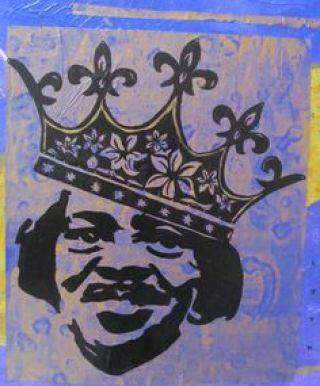 Emperor of the Universe by Arlesienne Monica da Silva