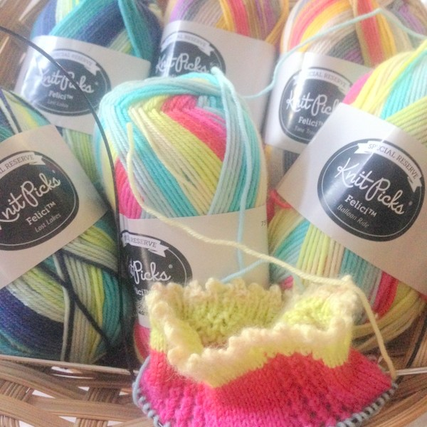 KnitPicks Felici