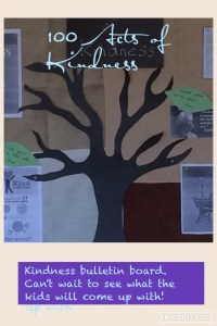 100 Acts of Kindness Tree