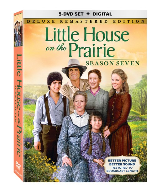Medium Of Little House On The Prairie Movie