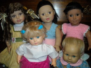 My Doll Family
