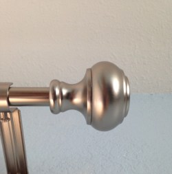 Small Of Wood Curtain Rods