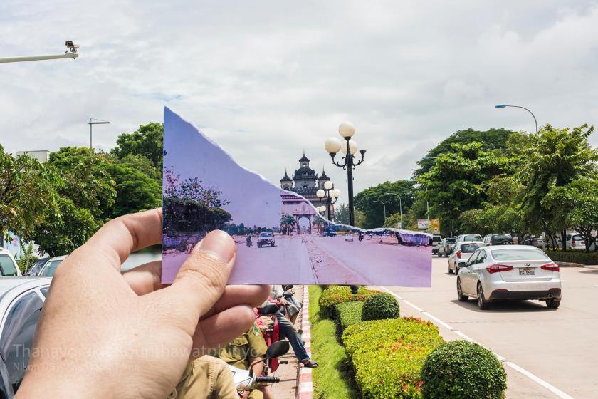 Roads of Vientiane Capital