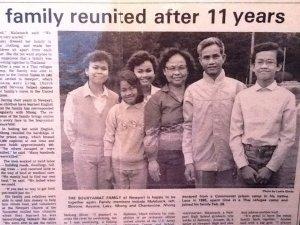 The Ratsapho Family, 1980s