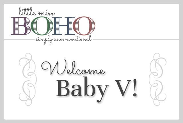 Baby V Post Image